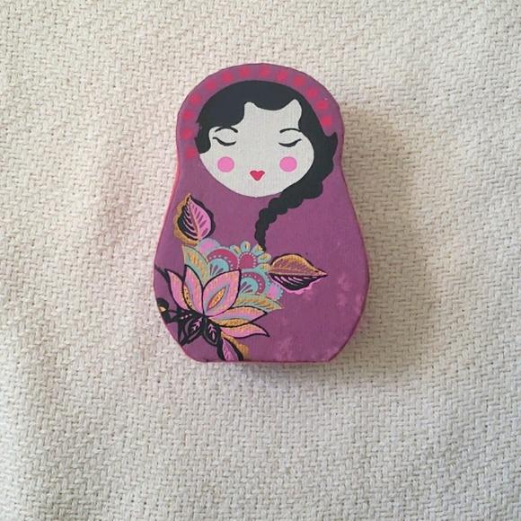 🧡 Russian Nesting Doll jewelry box, trinket